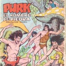 Tebeos: COMIC PURK EL HOMBRE DE PIEDRA, Nº 53 - ED. VALENCIANA. Lote 57271732