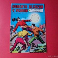 Tebeos: ROBERTO ALCAZAR Y PEDRÍN Nº 36 - EDITORIAL VALENCIANA 1976 - 15 PTAS.. Lote 57290523