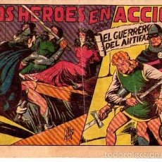 Tebeos: EL GUERRERO DEL ANTIFAZ (VALENCIANA) Nº 78. Lote 57313925