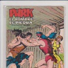 Tebeos: PURK - EL HOMBRE DE PIEDRA - Nº 72 - LOS PODERES DE... - EDITORIAL VALENCIANA 15 PTS.. Lote 57350607