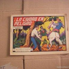 Tebeos: MILTON EL CORSARIO Nº 80, ORIGINAL, EDITORIAL VALENCIANA. Lote 57414301