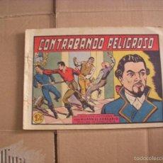 Tebeos: MILTON EL CORSARIO Nº 49, ORIGINAL, EDITORIAL VALENCIANA. Lote 57414481