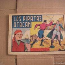 BDs: MILTON EL CORSARIO Nº 30, EDITORIAL VALENCIANA. Lote 57414682
