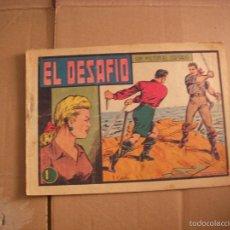 Tebeos: MILTON EL CORSARIO Nº 26, EDITORIAL VALENCIANA. Lote 57414722