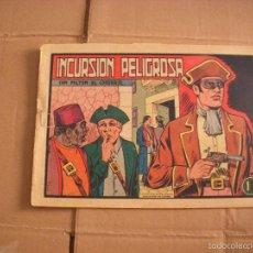 Tebeos: MILTON EL CORSARIO Nº 24, EDITORIAL VALENCIANA. Lote 57414737