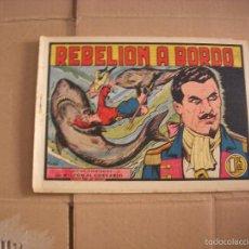 Tebeos: MILTON EL CORSARIO Nº 10, EDITORIAL VALENCIANA. Lote 57414831