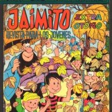 Tebeos: TEBEOS-COMICS CANDY - JAIMITO - EXTRA OTOÑO - 1967 - ORIGINAL - *AA99. Lote 57418689