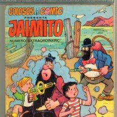 Tebeos: TEBEOS-COMICS CANDY - JAIMITO - Nº EXTRAORDINARIO - ARMAS SECRETAS - ORIGINAL - MUY RARO - *AA99. Lote 57419383