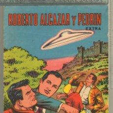 Tebeos: TEBEOS-COMICS CANDY - ROBERTO ALCAZAR Y PEDRIN - EXTRA - Nº 9 - ORIGINAL- RARO - *AA99. Lote 57432376