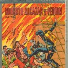 Tebeos: TEBEOS-COMICS CANDY - ROBERTO ALCAZAR Y PEDRIN - EXTRA - Nº 10 - ORIGINAL- RARO - *AA99. Lote 57432391