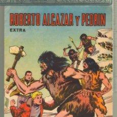 Tebeos: TEBEOS-COMICS CANDY - ROBERTO ALCAZAR Y PEDRIN - EXTRA - Nº 11 - ORIGINAL- RARO - *AA99. Lote 57432410