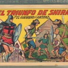 Tebeos: TEBEOS-COMICS CANDY - GUERRERO DEL ANTIFAZ - Nº 293 - VALENCIANA - 1943 - ORIGINAL *AA99. Lote 57439864