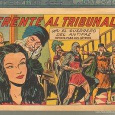 Tebeos: TEBEOS-COMICS CANDY - GUERRERO DEL ANTIFAZ - Nº 336 - VALENCIANA - 1943 - ORIGINAL *AA99. Lote 57440015