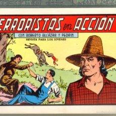 Tebeos: TEBEOS-COMICS CANDY - ROBERTO ALCAZAR Y PEDRIN 163 - EDITVAL 1984 - *AA99. Lote 57444479