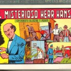 Tebeos: TEBEOS-COMICS CANDY - ROBERTO ALCAZAR Y PEDRIN 165 - EDITVAL 1984 - *AA99. Lote 57444490