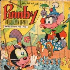 Tebeos: PUMBY - AÑO XVI - Nº 663 - EDITORA VALENCIANA - AÑO 1970.. Lote 57511415