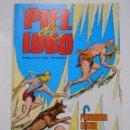 Tebeos: PIEL DE LOBO. COLOSOS DEL COMIC Nº 12. PERDIDOS ENTRE LOS HIELOS. EDITORIAL VALENCIANA. TDKC9. Lote 57617531