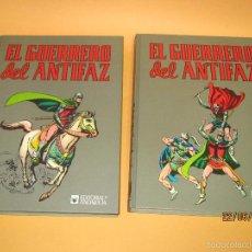 Tebeos: TOMOS Nº 2 Y 3 DEL GUERRERO DEL ANTIFAZ EDITORIAL ANDALUCIA DEL AÑO 1991.. Lote 57653456