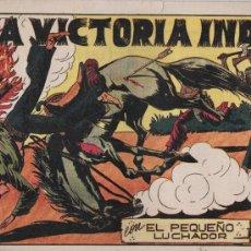 Tebeos: EL PEQUEÑO LUCHADOR Nº 42. VALENCIANA 1945.. Lote 24682924