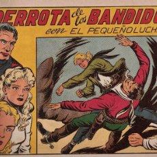 Tebeos: EL PEQUEÑO LUCHADOR Nº 70. VALENCIANA 1945.. Lote 24729485