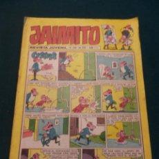 Tebeos: JAIMITO LOTE 2 TEBEOS Nº 1466 - XXXII, 1978 + Nº 1477 - XXXIII - VALENCIANA AÑO 1978. Lote 57743848