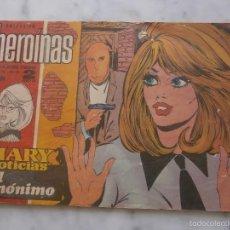 Tebeos: COLECCION HEROINAS - REVISTA JUVENIL FEMENINA - Nº 371- RAPHAEL. Lote 57746869