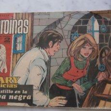 Tebeos: COLECCION HEROINAS - REVISTA JUVENIL FEMENINA - UN CASTILLO EN LA SELVA NEGRA- Nº 363 - ELSA BAEZA. Lote 57746934