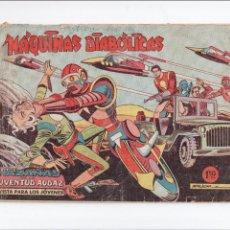 Tebeos: HAZAÑAS DE LA JUVENTUD AUDAZ Nº 7 VALENCIANA 1959. Lote 57772557