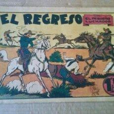 Tebeos: EL PEQUEÑO LUCHADOR Nº 7 - VALENCIANA ,ORIGINAL -21X32- ES. Lote 58006587