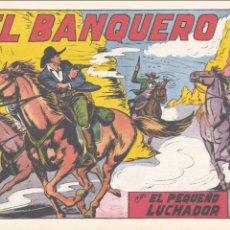 Tebeos: PEQUEÑO LUCHADOR 162. DE GAGO, AUTOR DE EL ESPADACHÍN ENMASCARADO, EL GUERRERO DEL ANTIFAZ, PURK. . Lote 55429440