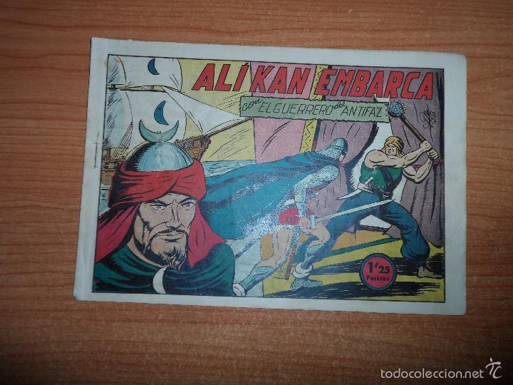 EL GUERRERO DEL ANTIFAZ Nº 131 ORIGINAL EDITORIAL VALENCIANA (Tebeos y Comics - Valenciana - Guerrero del Antifaz)