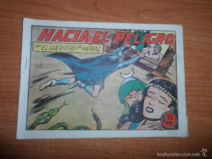 EL GUERRERO DEL ANTIFAZ Nº 152 ORIGINAL EDITORIAL VALENCIANA (Tebeos y Comics - Valenciana - Guerrero del Antifaz)