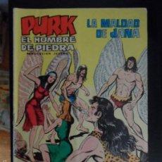 Tebeos: PURK EL HOMBRE DE PIEDRA Nº 101 EDITORIAL VALENCIANA COLOR. Lote 58302945