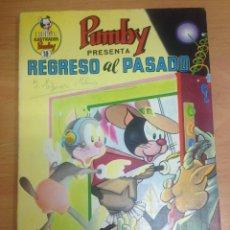 Tebeos: LIBROS ILUSTRADOS PUMBY Nº 18. Lote 58394480
