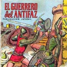 Tebeos: EL GUERRERO DEL ANTIFAZ (COLOR) (VALENCIANA) Nº 14. Lote 58439492