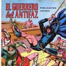 Livros de Banda Desenhada: EL GUERRERO DEL ANTIFAZ (COLOR) (VALENCIANA) Nº 36. Lote 58439877