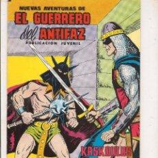 Livros de Banda Desenhada: NUEVAS AVENTURAS DE EL GUERRERO DEL ANTIFAZ. Nº 73. VALENCIANA 1979. (C/A25). Lote 58481017
