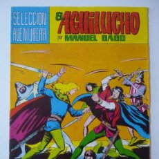 Tebeos: EL AGUILUCHO.NUMERO 9. Lote 58506626