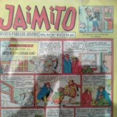 Livros de Banda Desenhada: JAIMITO 813. Lote 58520965