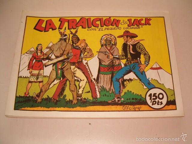 M. GAGO. EL PEQUEÑO LUCHADOR. NUEVE NÚMEROS SUELTOS. RMT75938. (Tebeos y Comics - Valenciana - Pequeño Luchador)