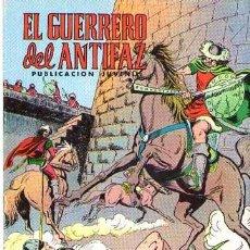 Tebeos: EL GUERRERO DEL ANTIFAZ (COLOR) (VALENCIANA) Nº 169. Lote 58554326
