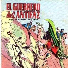 Tebeos: EL GUERRERO DEL ANTIFAZ (COLOR) (VALENCIANA) Nº 196. Lote 58554569