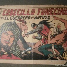 Tebeos: TEBEO - COMIC - EL GUERRERO DEL ANTIFAZ - EL CABECILLA TUNECINO - VALENCIANA - Nº 83 - ORIGINAL. Lote 58600968