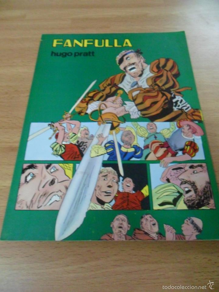 FANFULLA (HUGO PRATT). COLECCIÓN PILOTO 6. EDITORIAL VALENCIANA, 1982 (Tebeos y Comics - Valenciana - Otros)