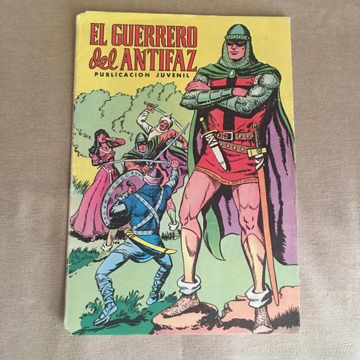 Tebeos: EL GUERRERO DEL ANTIFAZ, COLECCION COMPLETA 343 EJEMPLARES + 13 ESPECIALES ( DE VALENCIANA 1972 ) - Foto 11 - 47321997