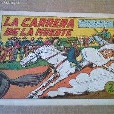 Tebeos: EL PEQUEÑO LUCHADOR Nº 110 - VALENCIANA - ORIGINAL - ES- CERRADO. Lote 58910495