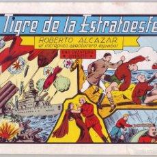 Tebeos: ROBERTO ALCÁZAR Y PEDRÍN: EL TIGRE DE LA ESTRATOSFERA Nº 33 (1982). Lote 58939860