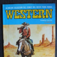 Tebeos: WESTERN Nº 4 EDITORIAL VALENCIANA. Lote 59418030