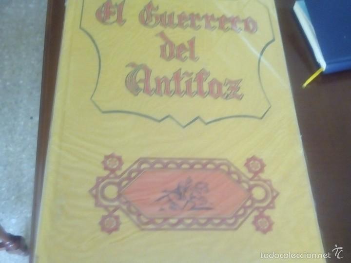 Tebeos: GUERRERO DEL ANTIFAZ TOMOS N-1 AL 9 - Foto 3 - 59442785