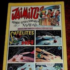 Tebeos: JAIMITO, NÚMERO EXTRAORDINARIO DE NAVIDAD (Nº 478) 1958, EXCELENTE ESTADO DE CONSERVACION.. Lote 59720679